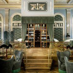 Restaurant und Bar Razzia in Zürich im 20er Jahre Palmen-Look | creme zürich