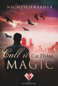 Call it magic 1: Nachtschwärmer von Cat Dylan  **Modernes Rockgirl trifft auf einen Jahrhunderte alten Gentleman…** Nichts liebt die 25-jährige Eliza mehr als ihre Nachtschichten als Radiomoderatorin des alternativen Musiksenders Shine-a-light. ... Mehr auf: http://www.bittersweet.de/produkt/call-it-magic-1-nachtschwaermer/3123 //Dies ist ein Roman aus dem neuen Carlsen-Imprint Dark Diamonds. Jeder Roman ein Juwel.// #Buch #Fantasy #Romantik
