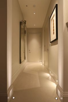 Corridor and stair lighting by John Cullen