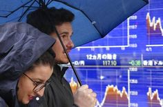 HONG KONG/April 12, 2017 (AP)(STL.News) Asian Stocks — Most Asia stock markets retreated Wednesday as rising geopolitical risks kept investors on edge, with Japanese shares leading the decline after the strengthening yen breached a key level.    KE...