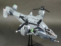 Another Amazing LEGO Halo Creation From Stephen Chao - News - www.GameInformer.com