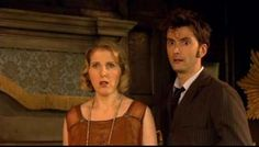 The Doctor and Agatha Christie