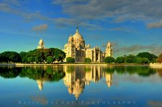 Victoria Memorial - Calcutta, India by Rajiv Pachat on 500px