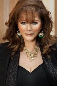 """Honored to have been chosen by the Queen for an OBE Award!  ------  Author Jackie Collins was honored with an Order of the British Empire (OBE) for services to fiction and charity on the Queen's birthday on Friday, June 14th. """"I am surprised and delighted to receive an OBE on the day of the Queen's Birthday,"""" said Collins recently of the honor."""