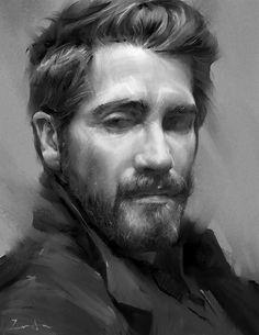portrait, yi fan on ArtStation at https://www.artstation.com/artwork/portrait-448d8cb7-b197-4d2a-9333-51f16cbe96ec