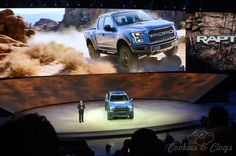 Ford F-150 Raptor, Shelby GT350R, & GT at 2015 NAIAS, Cars & Trucks, Detroit Auto Show