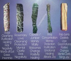Smudging Prayer, Sage Smudging, Wiccan, Magick, Witchcraft, Holistic Healing, Natural Healing, Tarot, Spiritual Cleansing