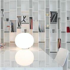 RANDOM BOOKSHELF Designed by Neuland Industrie Design