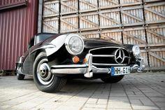 1960 Mercedes-Benz 190 SL Roadster