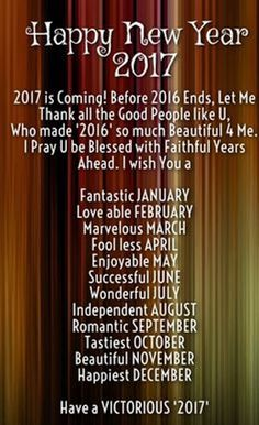 Happy New Year 2018 Quotes Greeting Wishes Images. Inspirational ...