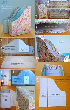 40+ Awesome DIY Magazine Holders
