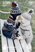 Yes, the pants are overkill, but if there is one thing I learned during our trip, it is that there is nothing cuter than a toddler in an Icelandic sweater. Free pattern - click here