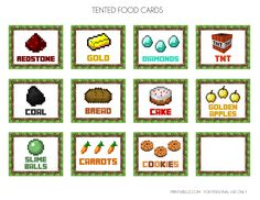 http://blog.catchmyparty.com/wp-content/uploads/2013/11/minecraftfoodcards.png