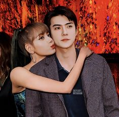 Read Stop your shit from the story Blackpink In Your Area (Ft TWICE and Redvelvet) by Katsuyosei with 854 reads. Lisa: stop your s. Sehun, Exo Kai, Lisa Bp, Kpop Couples, Fan Edits, Blackpink And Bts, My Tumblr, Best Couple, Wattpad