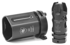 Griffin Armament / VG6 Precision CQB Blast Shield Kit for AR15 / 5.56 / .223 Rifles   Tactical Link
