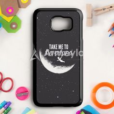 Peter Pan Take To Me Neverland Samsung Galaxy S6 Edge Plus Case | armeyla.com