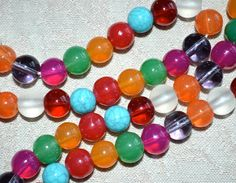 8mm 9 Planets Navratan Chakra Prayer Beads by AWAKENYOURKUNDALINI