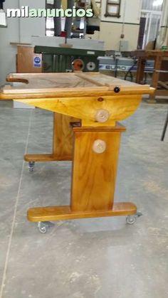 MESA DE DIBUJO PERFECCIONADA  Wood Projects  Pinterest  Wood