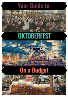Your Guide to Oktoberfest on a Budget