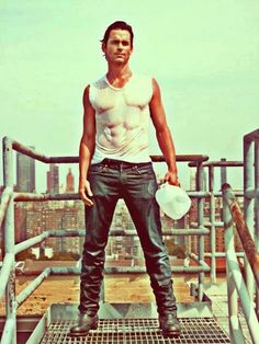 Matt Bomer holy hell