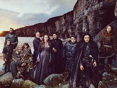 Game Of Thrones for Vanity Fair