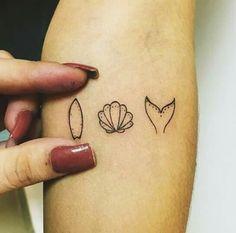 pinterest: littlemillelemos Fish Tattoos