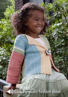 NaturallyCaron.com :: Varna Toddler Jacket
