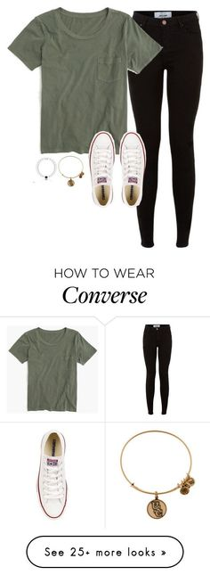 """Shawn Mendes Tomorrow"" by lizzielane33 on Polyvore featuring J.Crew, Converse a... - Polyvore Style"