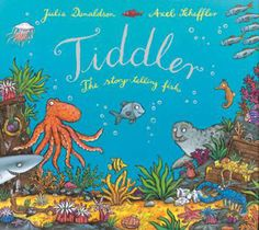 Julia Catherine Donaldson is an English writer and playwright, best known as author of The Gruffalo and other children's books, many illustrated by Axel Scheffler.