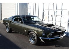 '69 Mustang Boss:: sweet car but not my favorite..