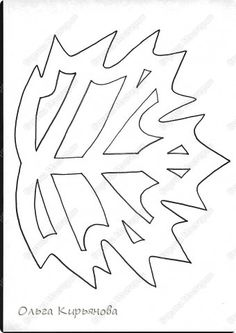 Crafting For Holidays - Page 57 of 3662 - Crafts and Creative DIY Autumn Crafts, Autumn Art, Thanksgiving Crafts, Autumn Leaves, Kirigami, Coloring Sheets, Coloring Pages, Diy For Kids, Crafts For Kids