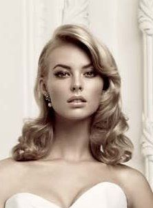 40's glam hair - Google Search