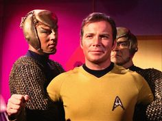 I am Kirk! the Romulans are inconsequential for I am KIRK