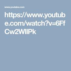https://www.youtube.com/watch?v=6FfCw2WIlPk