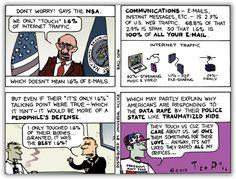 Ted Rall on NSA math-bending