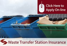 Waste Transfer Station Public Liability Insurance