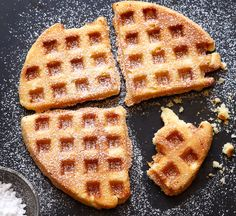 You can't go wrong with a classic waffle recipe, served hot from the GBS® Waffle/Sandwich Iron