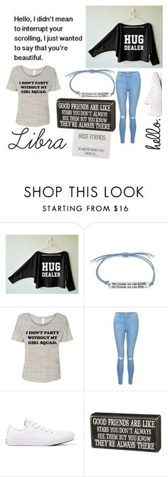 """""""Libras..."""" by cutiecait03 on Polyvore featuring New Look, Converse, fashionhoroscope and stylehoroscope"""