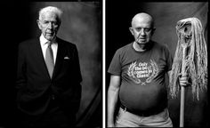 Created Equal is a work of photographer Mark Laita that exploits the polarization between human groups. #photography