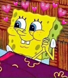 spongebob i want your love meme Spongebob Happy, Happy Cartoon, Spongebob Memes, Cartoon Memes, Cute Disney Wallpaper, Cute Cartoon Wallpapers, Memes Lindos, Heart Meme, Cute Love Memes