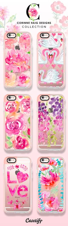 Click through to shop these iPhone 6 case designs by @corinnehaig >>>  https://www.casetify.com/corinnehaig/collection #phonecase | @casetify