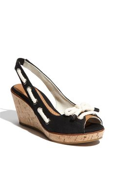 wedges for the hostess