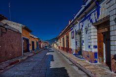 https://flic.kr/p/25mLJau | San Cristobal de las Casas | Una strada di impronta coloniale