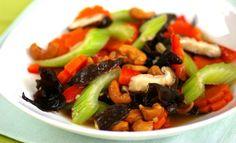 Stir-fried Mixed Vegetables