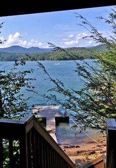 Bear Paw Lake Hiwassee Murphy North Carolina