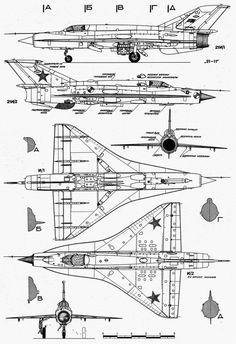 MiG 21I Analog