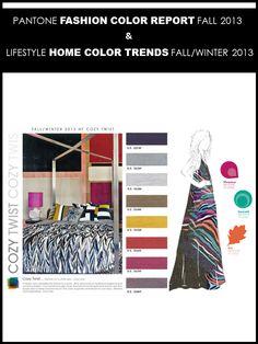 Color Trends for Fall 2013, www.stellarinteriordesign.com