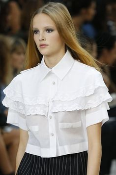 spring/summer 2015 Ready-to-wear - CHANEL