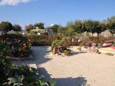 Jardin nomade - 14 ème édition du festival des jardins (Saline Royale d'Arc et Senans)