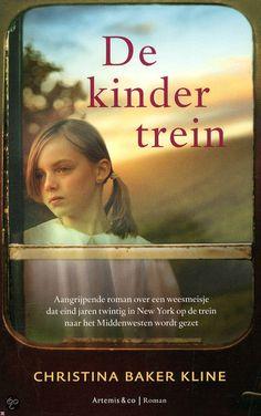 Christina Baker Kline - De kindertrein - 2014